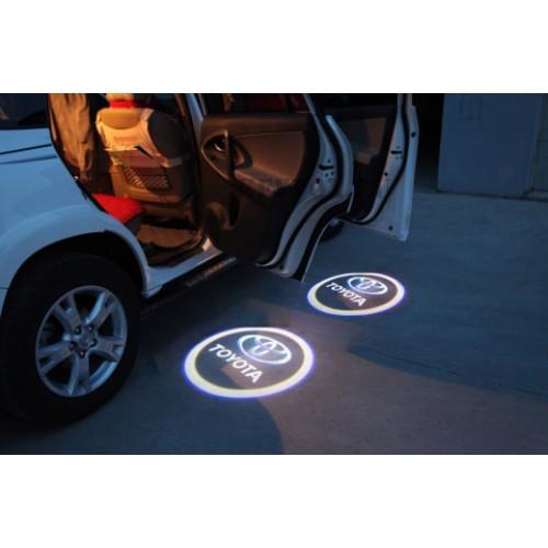 Лазерная проекция логотипа 8-го поколения беспроводная