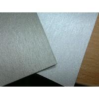 Пленка под шлифованный алюминий тесаный металл