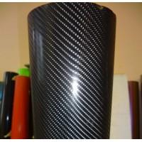 Пленка карбон 4D глянец