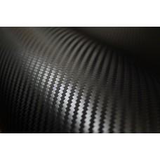 Пленка карбон 3D черный
