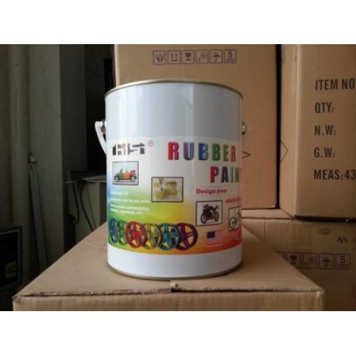 Жидкая резина this rubber paint plsati dip в банках 4л.