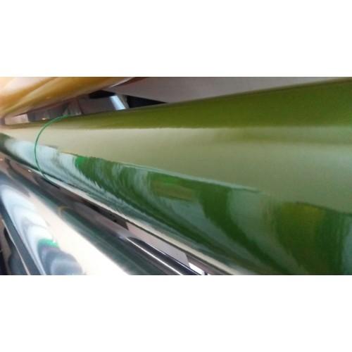 Глянцевая виниловая пленка темно зеленая(хаки)