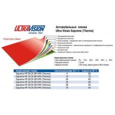 Тонировочная пленка Ultra Vision Supreme (Thermo) рулон 1.52м на 30.5 м