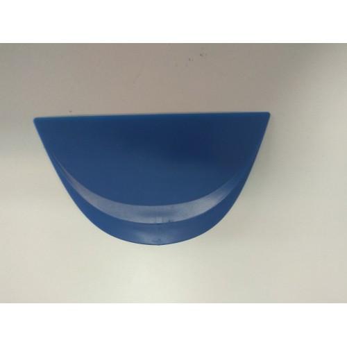 Ракель синий округлый flexble (мягкий)