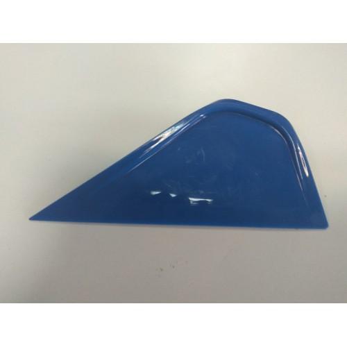 Ракель синий треугольный flexble (мягкий)