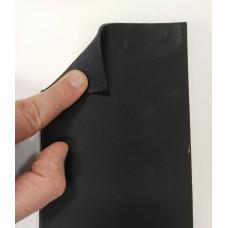 Материал имитирующий замшу каучуковый на подложке
