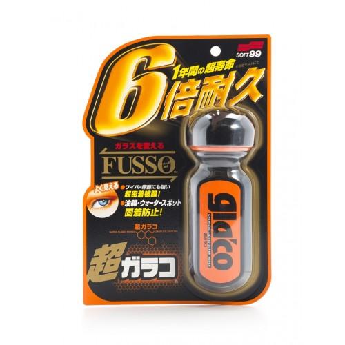 Антидождь Ultra Glaco для стекол Soft99 Япония, 70 мл