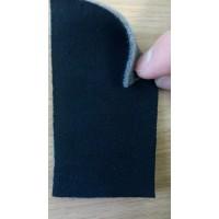 Потолочное трикотажное полотно на поролоне 3мм черного цвета