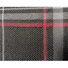 Ткань для сидений высокопрочная Кордур Шотландская кленка