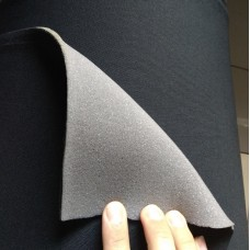 Ткань сетка черная Германия