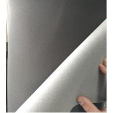Ткань сетка серая темная графитовая Германия