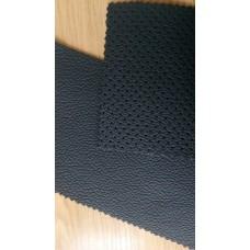 Экокожа Бонард на микрофибре 1.5мм черный цвет