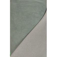 Ткань велюр серый средний Германия