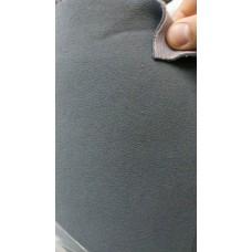 Ткань велюр серый темный Польша