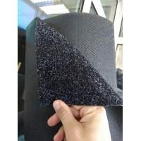 Напольное покрытие с ворсом на резиновой подложке