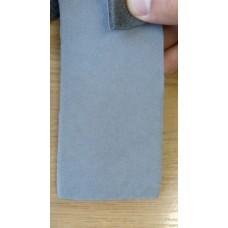 Ткань велюр серый Германия
